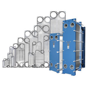 Mueller Gasketed Plate Heat Exchanger