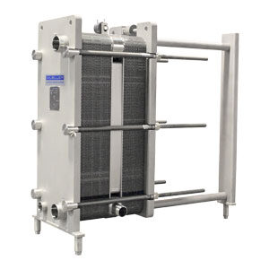 Mueller Saniatry Plate Heat Exchanger