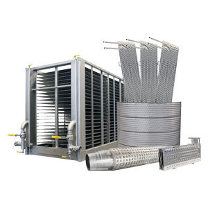 Mueller Panel Type Heat Exchanger