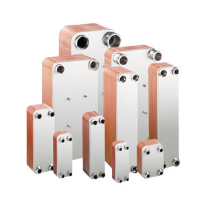 Mueller Brazed Plate Heat Exchanger